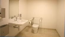 Nemt tilgængeligt toilet - Hvidovre Kirke