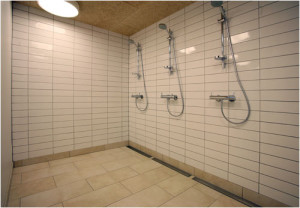 Baderum og toiletter - Hvidovre Kirke